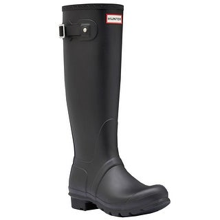 Hunter Original Tall Wellington Waterproof Winter Snow Rain Boots - 6