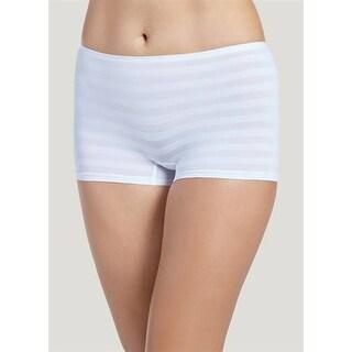 Jockey Women's Underwear Matte & Shine Boyshort 2298