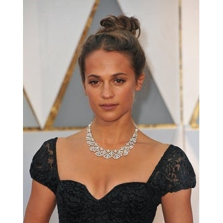Alicia Vikander At Arrivals For The 89Th Academy Awards Oscars 2017 -  Arrivals 2 The Dolby Theatre At Hollywood And Highland Cen | Overstock com