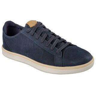 Skechers 68511 NVY Men's HIGHLAND Sneaker, US Mens 8.5M