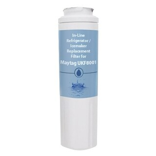 Replacement Water Filter Cartridge for Maytag MZD2665HEW