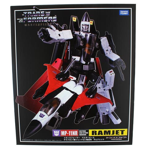 Transformers Masterpiece Action Figure: MP-11NR Ramjet - Multi