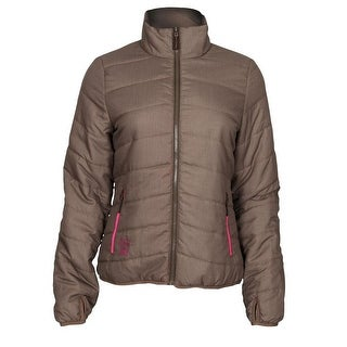 Rocky Outdoor Jacket Womens Athletic Mobility Level 2 Quilted