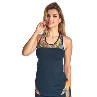 Women's Camo Tank Top Athletic Authentic True Timber Top Made in USA