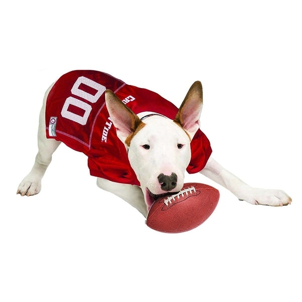 Michigan Wolverines Mesh Dog Football Pet Jersey