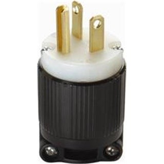 Straight Plugs 20A 250V