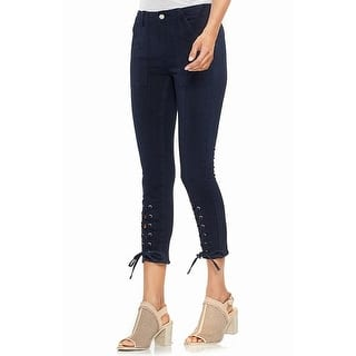 bfacb4d5b5 Blue Pants | Find Great Women's Clothing Deals Shopping at Overstock