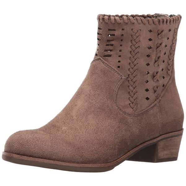 Indigo Rd. Womens CAM Closed Toe Ankle Fashion Boots