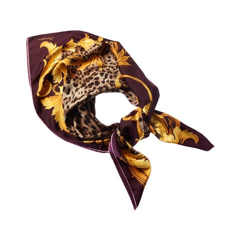 Dolce & Gabbana Silk Stole - NoSize