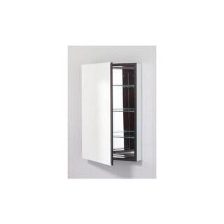 """Robern PLM2030BLE PL Series 30"""" x 19-1/4"""" x 4-5/8"""" Left-Hand Single Door Medicin"""