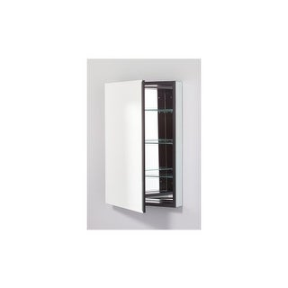 "Robern PLM2030BRE PL Series 30"" x 19-1/4"" x 4-5/8"" Right-Hand Single Door Medici"