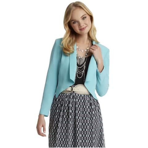 Aeropostale Womens Hanna Blazer Jacket