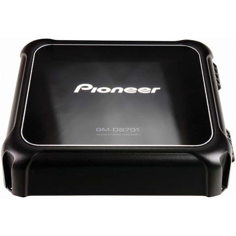 Pioneer gm-d8701 pioneer mono class d amplifier 1600w max bass knob