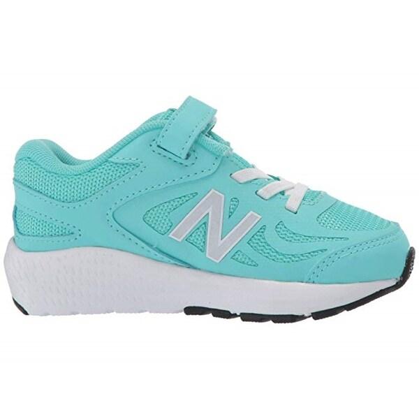 Running Shoe,, Light Tidepool/White