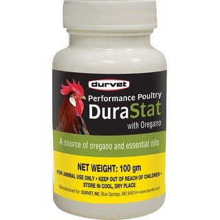 Durastat With Oregano For Poulty