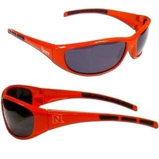 Nebraska Cornhuskers Wrap Sunglasses