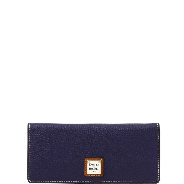 Dooney & Bourke Pebble Grain Slim Wallet (Introduced by Dooney & Bourke at $128 in Jan 2014)