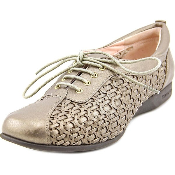 Taryn Rose Trudee   Round Toe Leather  Loafer
