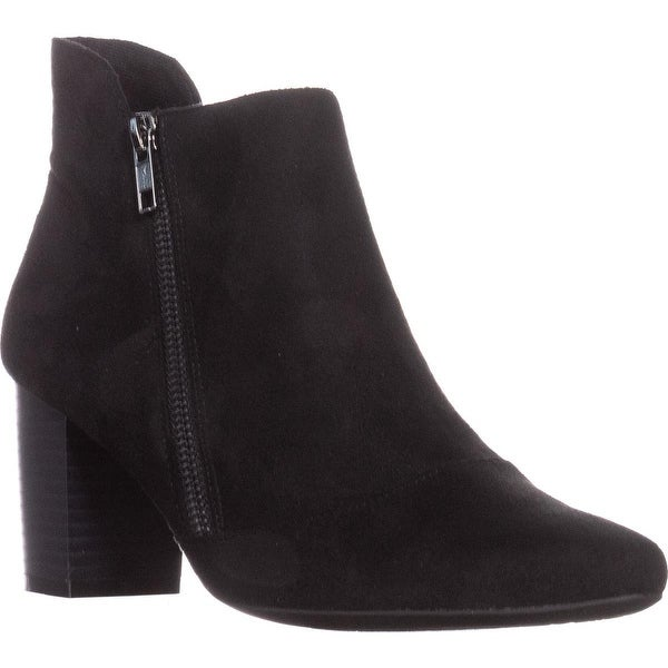 Rockport Gail Zip Bootie Classic Ankle Boots, Black