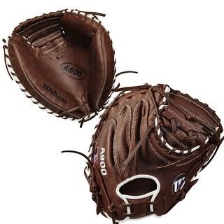 2018 Wilson A900 Catcher's Glove, 34 Right Hand Throw