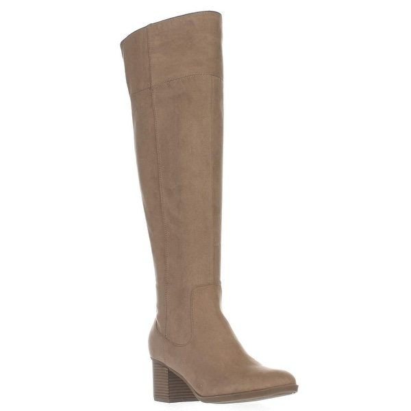 Indigo Rd Oneal Over-The-Knee Boots, Medium Natural