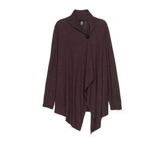 Bobeau Asymmetrical Sweater Cardigan