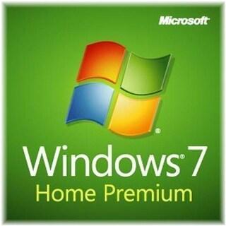 Microsoft Oem Software GFC-02726 Win 7 Home Prem Sp1 32 Bit 1pk
