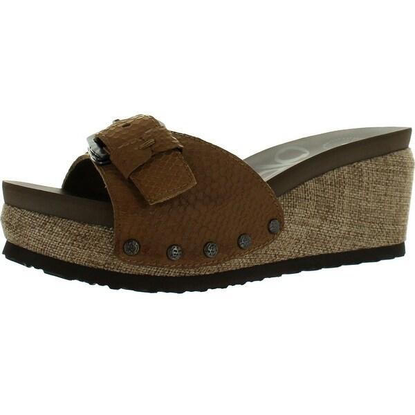 Otbt Women's Dundy Platform Sandal