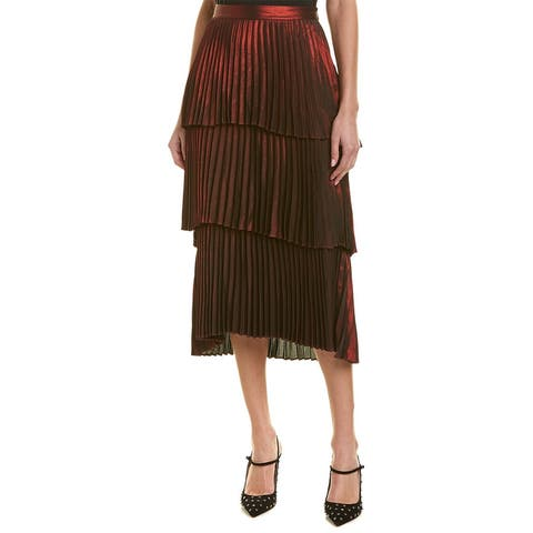 A.L.C. Harley A-Line Skirt