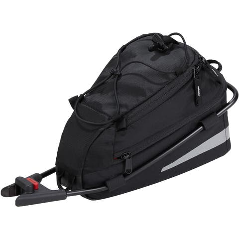 Vaude Off Road Bike Seat Post Bag - Black