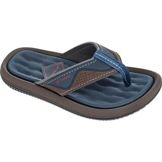 Rider Children's Dunas X Thong Sandal Brown/Blue