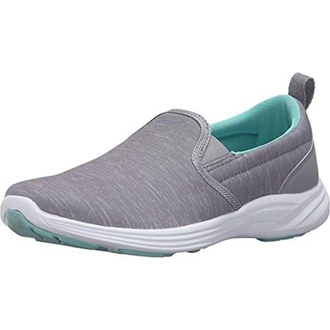 Vionic Womens Walking Shoes Slip On Orthaheel