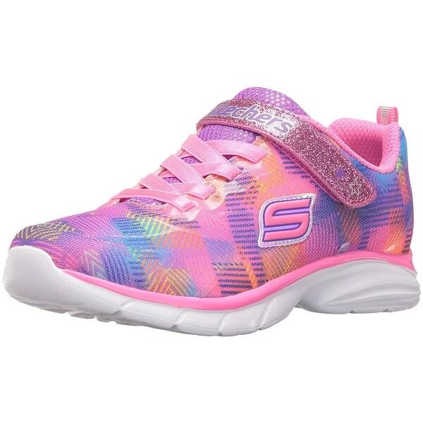 26906dc5ea1c Shop Skechers Kids Girls  Spirit Sprintz-Rainbow Raz Sneaker
