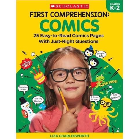 (2 Ea) First Comprehension Comics