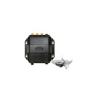 Lowrance 000-11304-001 SonarHub Sounder Module w/ Spotlightscan Sonar Transducer SonarHub Sounder Module with Spotlightscan