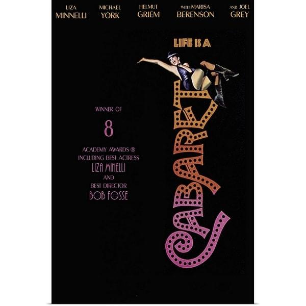 """Cabaret (1972)"" Poster Print. Opens flyout."