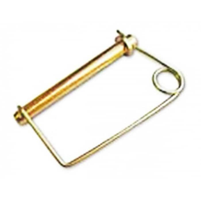 Hitch Pin with Chain 1//2x4-1//4