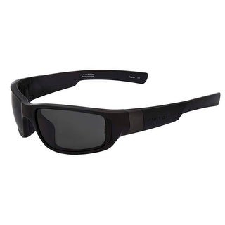 Switch B7 Shiny Black Polarized Grey with Rose Amber Interchangeable Sunglasses
