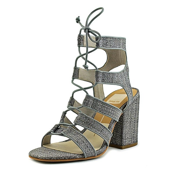 Dolce Vita Eva Women Open Toe Synthetic Sandals