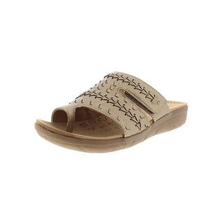 3d59f9225057 ... Womens Greece Flat Sandals Leather. New Arrival. Quick View