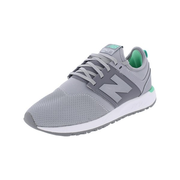 New Balance Womens 274 Running Shoes Low Top Round Toe
