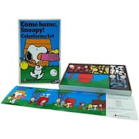 Colorforms(R) Classic Re-Stickable Sticker Set-Come Home Snoopy