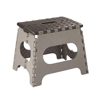 "Mintcraft SD027 Folding Step Stool, 10-5/8"" Tall"