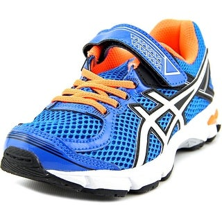 Asics GT-1000 4 GS Round Toe Synthetic Running Shoe