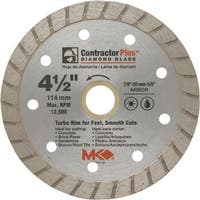 Mk Diamond Products 167008 7 in. Contractor Blade Plus