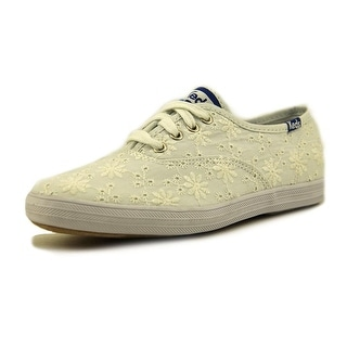 Keds Champion CVO Prints Round Toe Canvas Sneakers