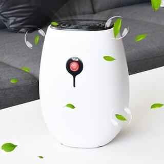 Shop Costway Portable Mini Electric Dehumidifier Quiet Safe for ...