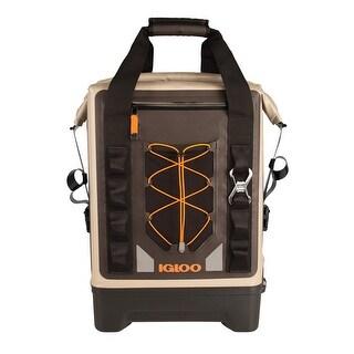 Igloo 62795 Sportsman Duffel Waterproof Cooler Ice Storage Bag - Blue