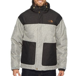 The North Face NEW Gray Mens Medium M Fordyce Triclimate Jacket Coat