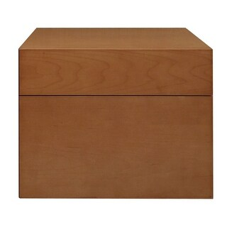 """Sagehill Designs LS1818D Lincoln Street 18"""" Wall Mount Maple Wood Vanity Cabinet Only - N/A"""